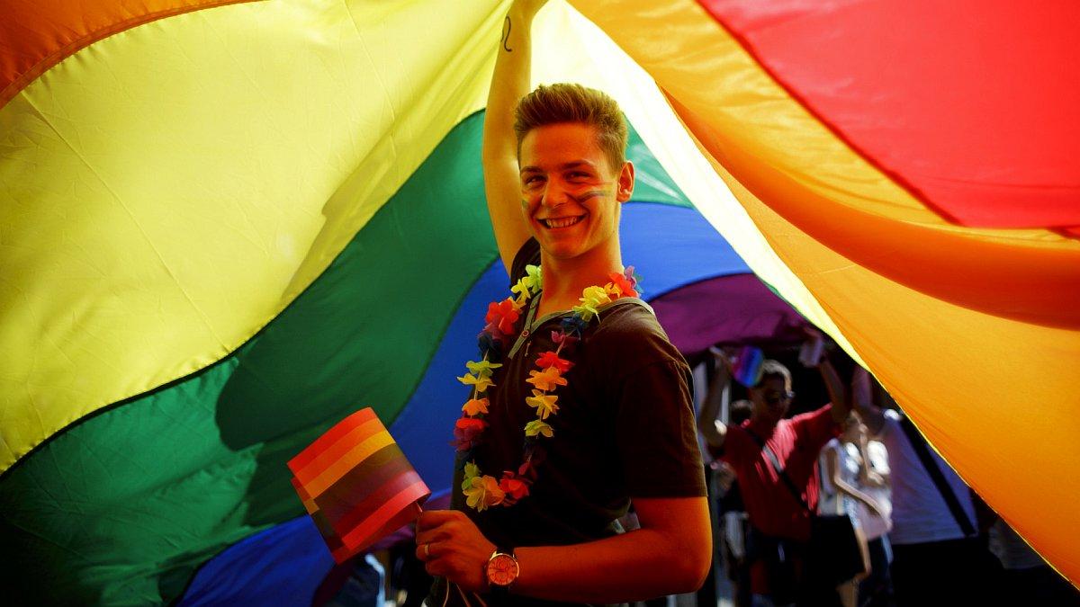 Pielgrzymi LGBT