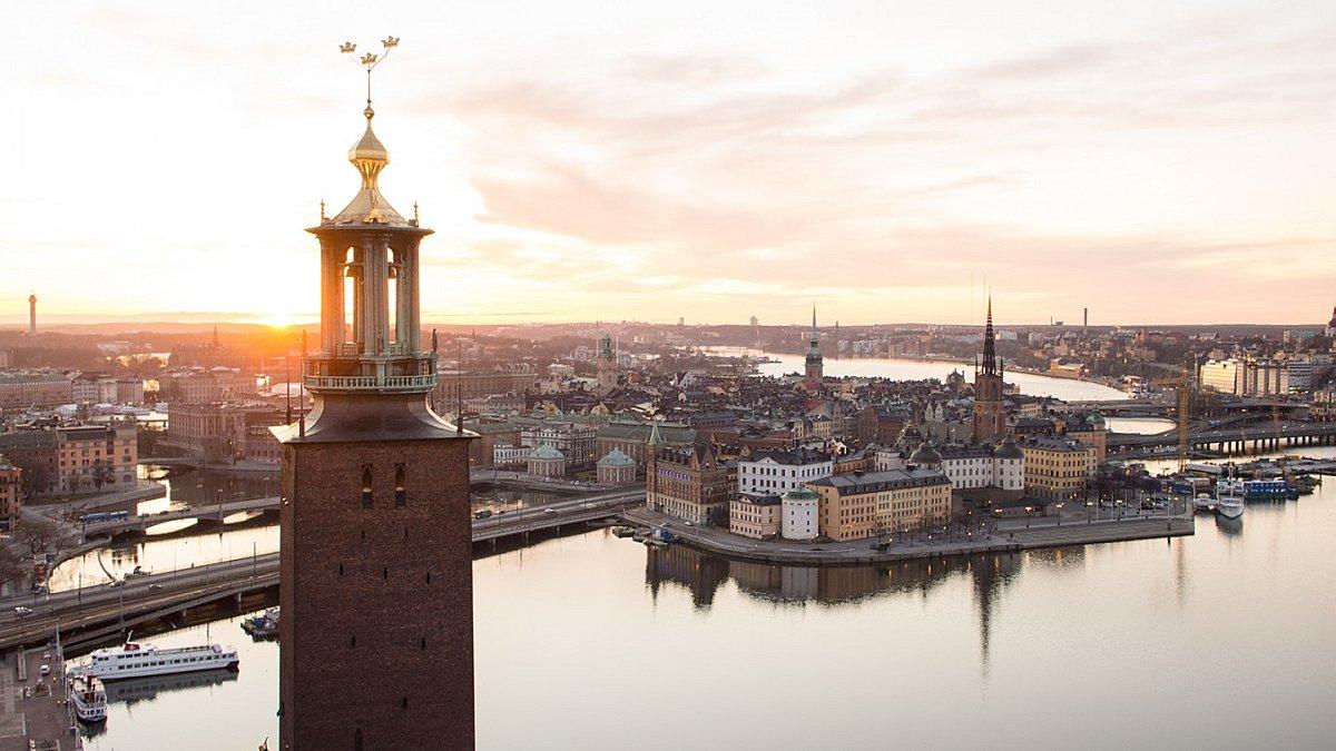 Najprzystojniejsi jadą doSztokholmu