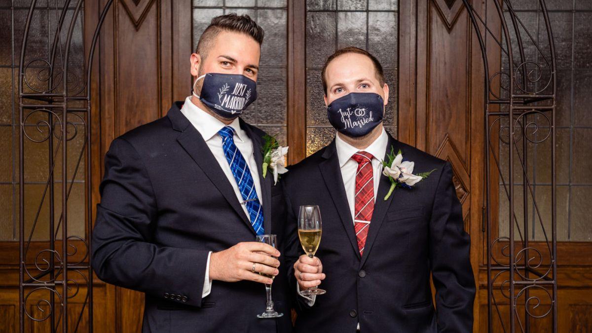 Poślubieni wczasach pandemii